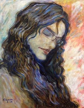 Deborah portrait