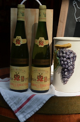 ALSACE Late Harvest 2001