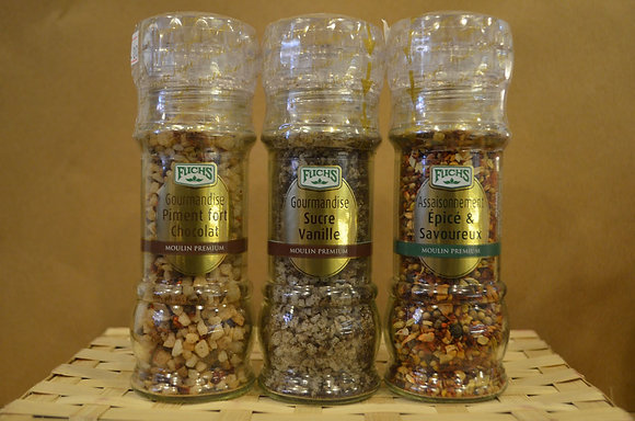 Herbs (various 3) - Fuchs