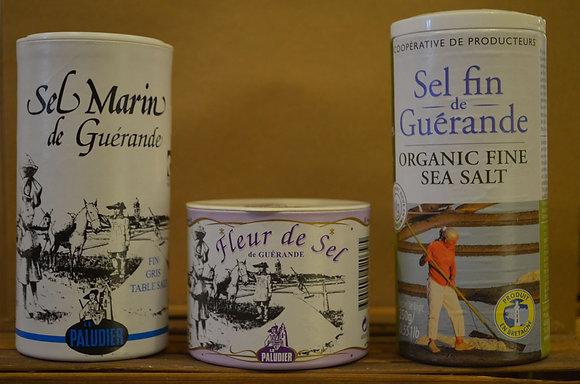 Sel Marin (various)