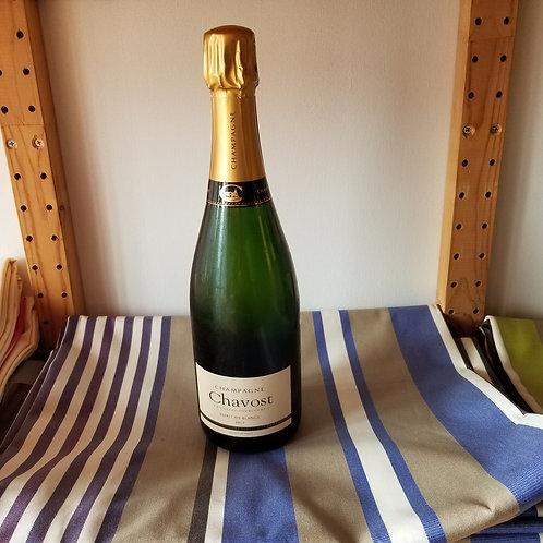 Champagne Blanc de Blancs CHAVOST