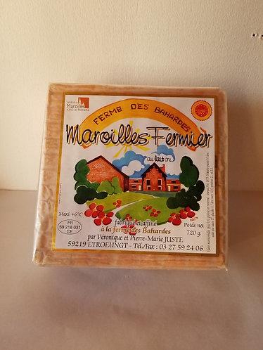 MAROILLES Fermier