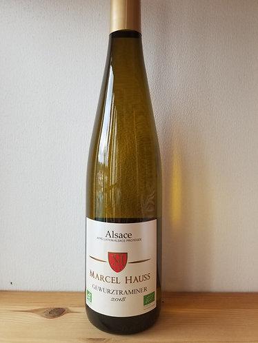 Alsace Gewurzstraminer Marcel Hauss