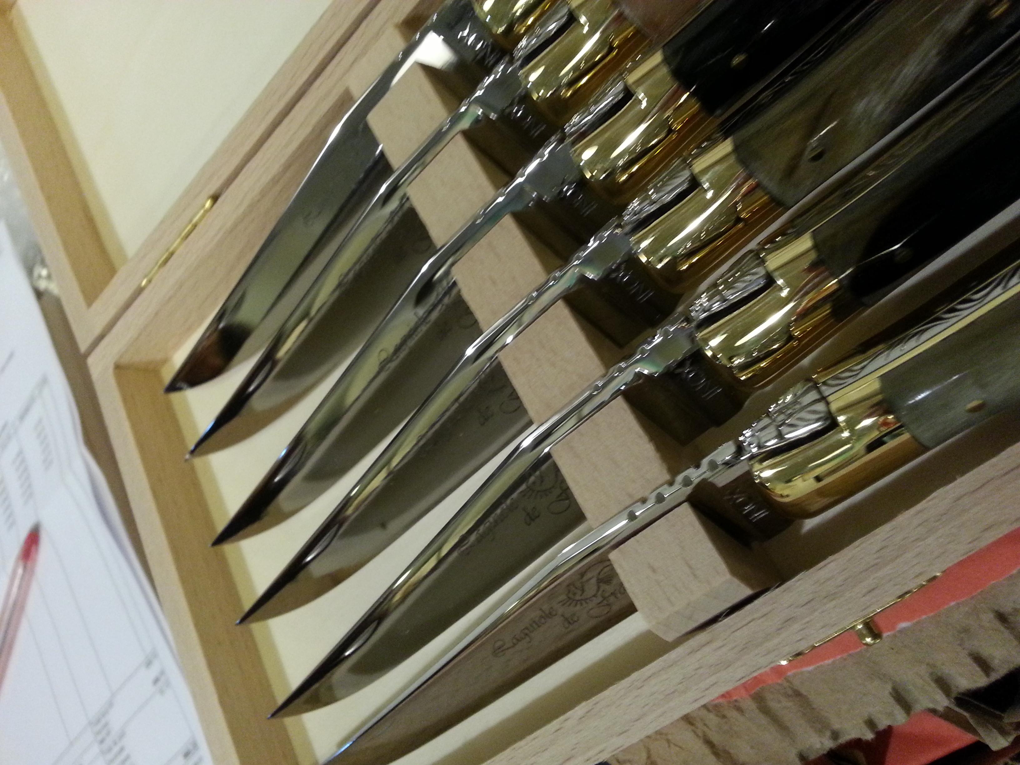 Couteaux de Laguiole