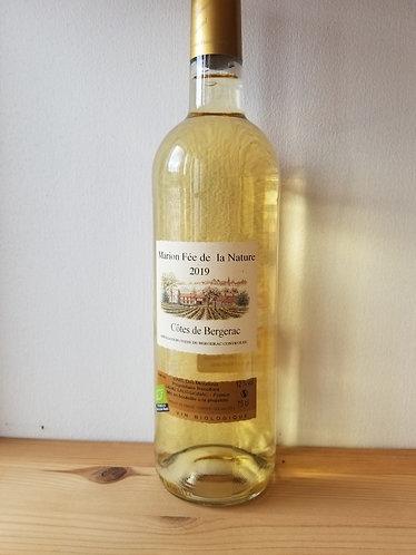 Côtes de Bergerac white Fée de la nature
