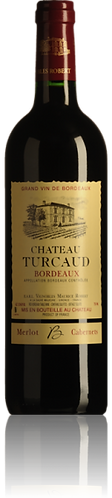 Chateau Turcaud red 2016