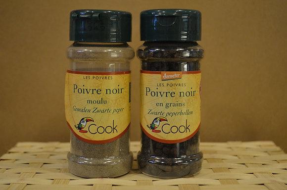 poivre noir - Cook
