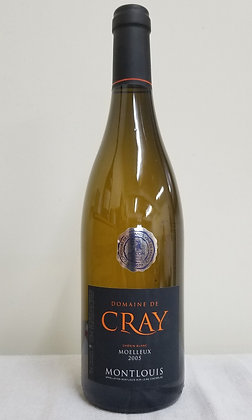 MONTLOUIS Domaine de Cray 2005