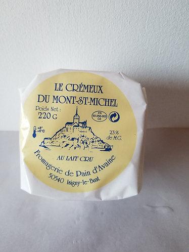 Crémeux du Mont St Michel 220g