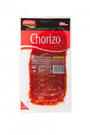 Spicy Chorizo 250g sliced