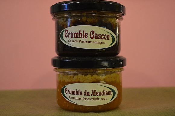 Crumble Gascon / Crumble du mendiant