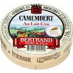Camembert Lait Crû 250 g
