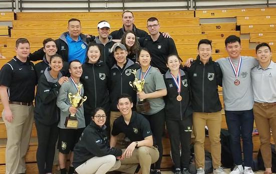 West Point Taekwondo at NCTA