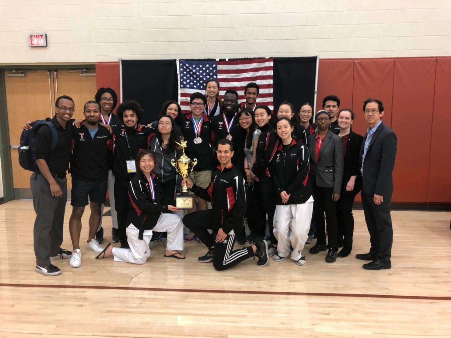 MIT Taekwondo at NCTA