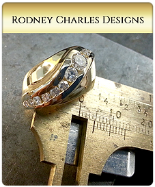 custom gold jewelry