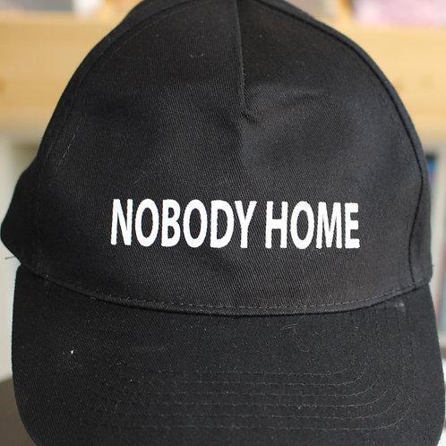 Caps Nobody home