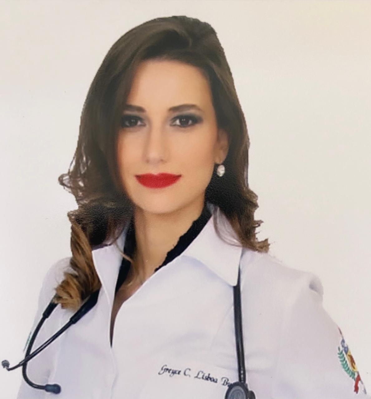 Dra. Greyce Christine Lisboa Bueno