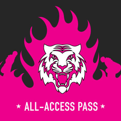 All-access pass sponsorship