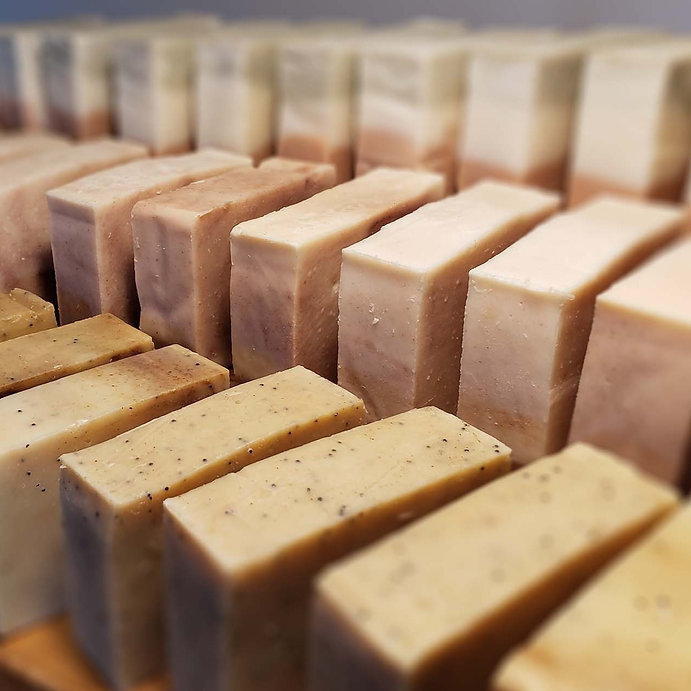 Noctua Soap Co Soap All Natual Essential Oils Vegan