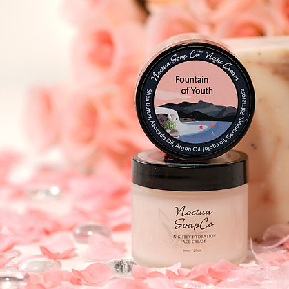 Fountain of Youth Night Cream