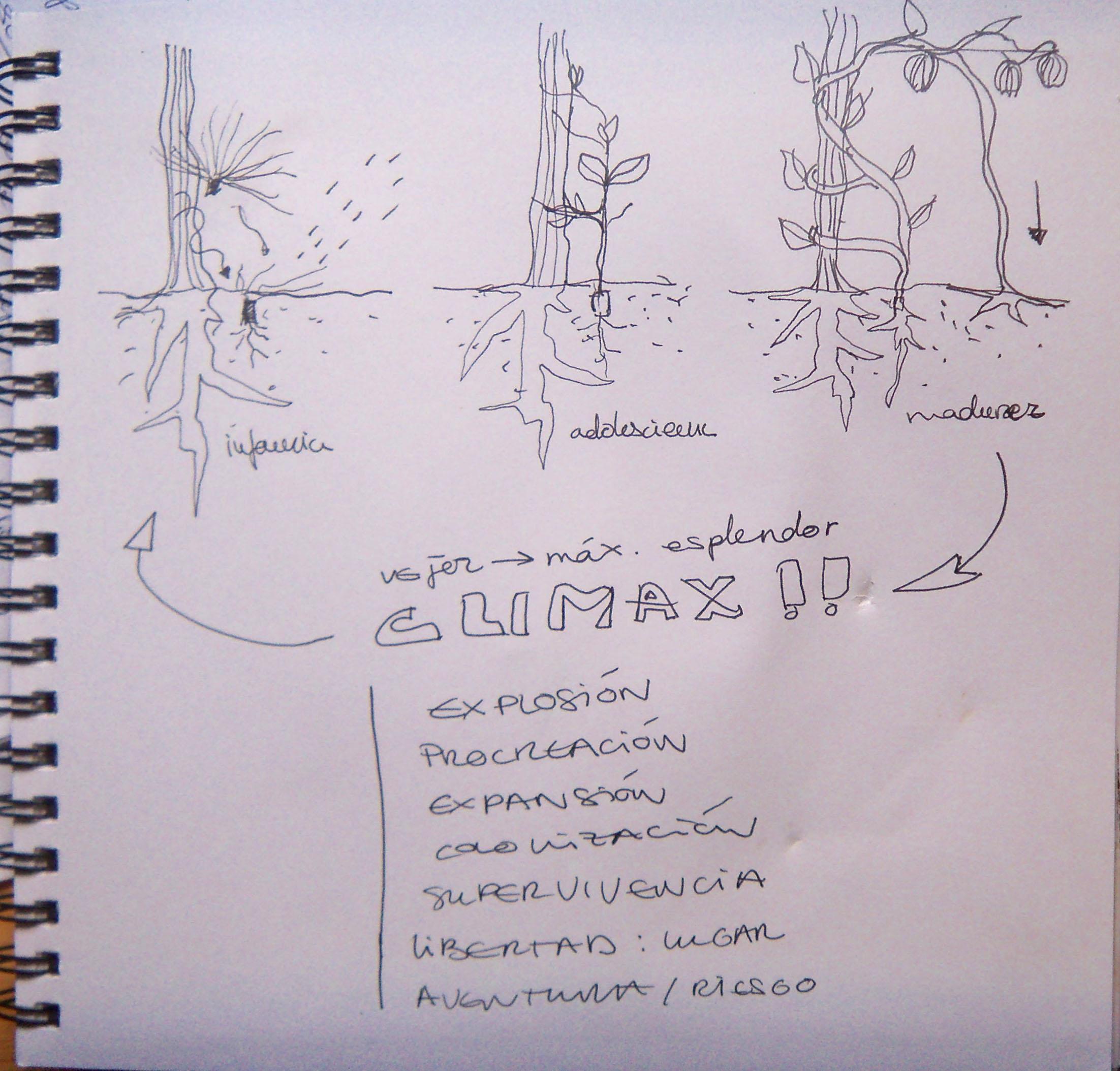"""del proyecto """"la planta cruel"""""""