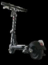 La trottinette électrique SPEEDTROTT GX12 vue arrière