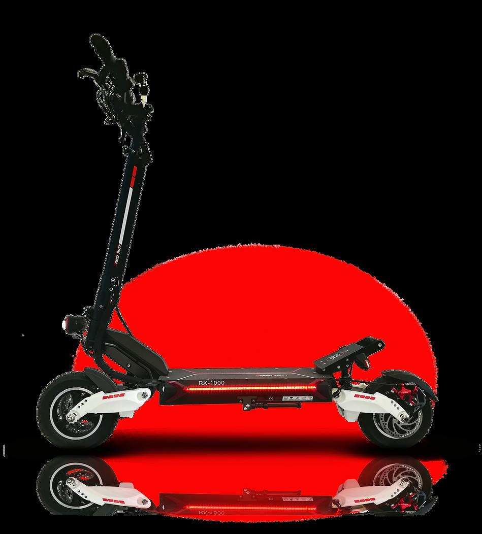 Trottinette électrique joueuse SPEEDTROTT RX1000