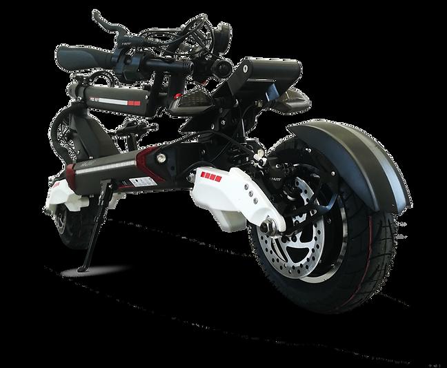 Trottinette électrique SPEEDTROTT RX2000 Roue arrière