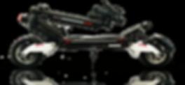 La trottinette électrique tout terrain SPEEDTROTT RX2000