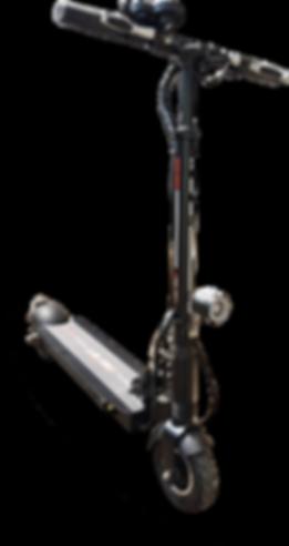 La trottinette électrique étanche SPEEDTROTT GX14 vue de profil