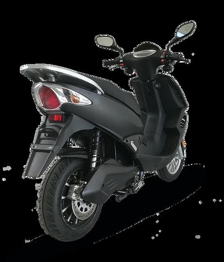 scooter électrique youbee motors RSX50 noir