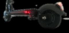 Leds de la trottinette électrique étanche SPEEDTROTT GX12
