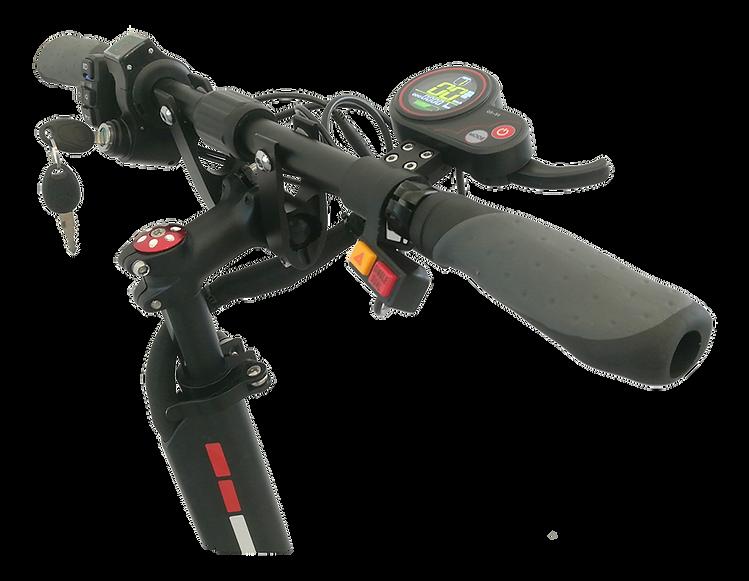 Guidon réglable en hauteur SPEEDTROTT RX2000