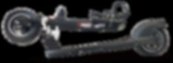 La trottinette électrique ultra confortable ST16-GX
