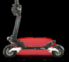 La trottinette électrique SPEEDTROTT RX2000 vue de profil