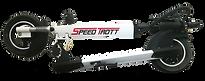 La trottinette électrique SPEEDTROTT ST16GX