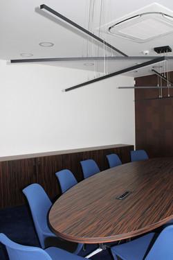 Reprezentativní zasedací místnost