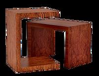 Dýhovaný nábytek NUX