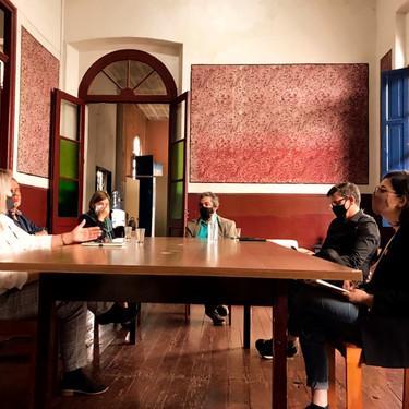 SATED PR recebe a Fundação Cultural de Curitiba, saiba os detalhes da reunião!