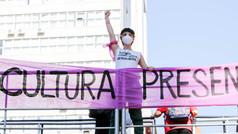 Teve 24j em Curitiba sim! O diferencial foi o Bloco da Cultura, organizado também pelo SATED PR: