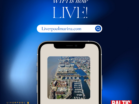 Baltic WiFi is now LIVE!