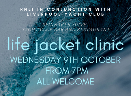 Service your Life Jacket!