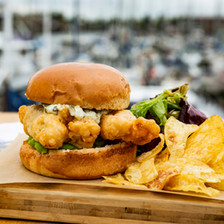 Fish Finger Butty