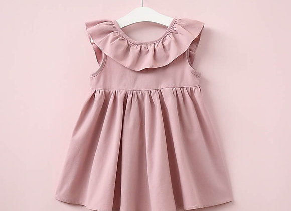 Bow Back Dress