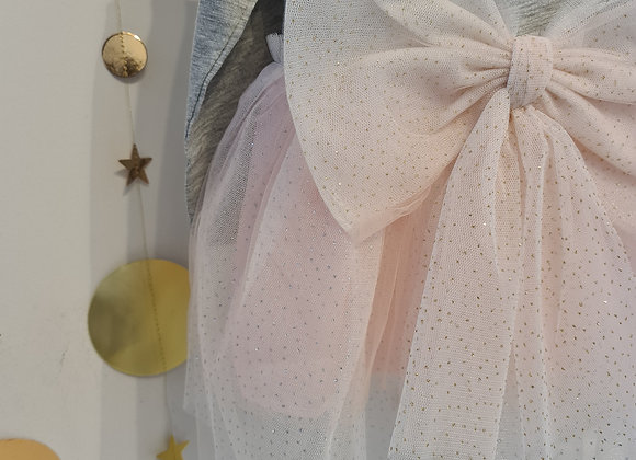 Bow tulle dress - Size Medium