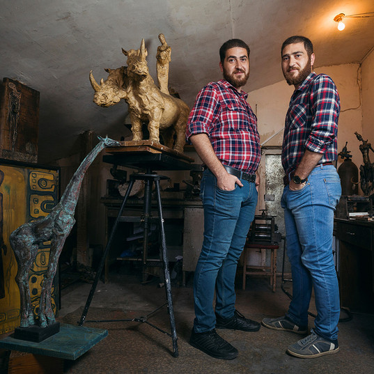 Mamikon & Ashot Mikayelyan | Jevo