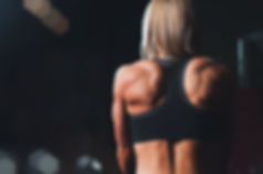 Female Back Muscles