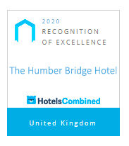 Certificate The Humber Bridge Hotel - we