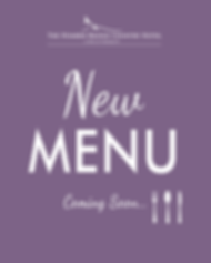 New Menu coming soon.png