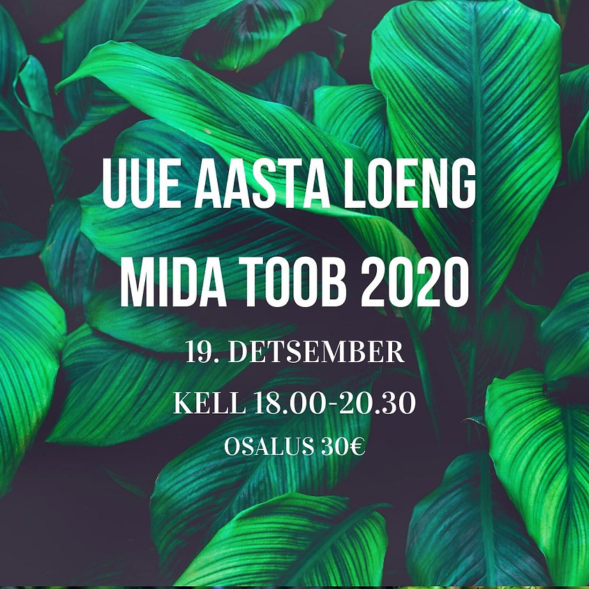 UUE AASTA LOENG 2020